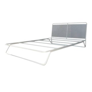 Webb Powder-Coated Platform Bed