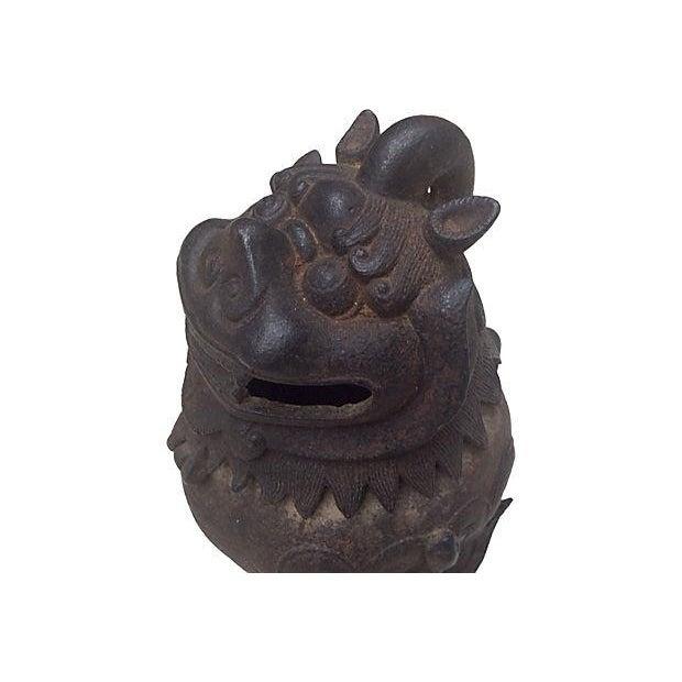 Gargoyle Lion Incense Burner - Image 4 of 4