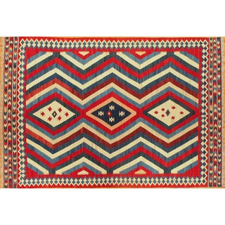 "Apadana Turkish Kilim, 5'10"" X 8'8"""