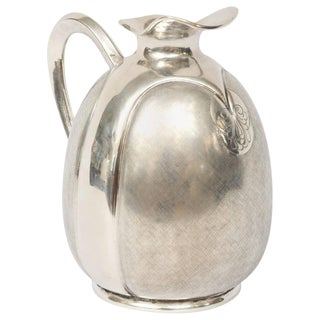 Silver Vase / Carafe by Fratelli Cacchione from Milan, Italy