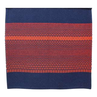 1960's Victor Vasarely Style Tapestry