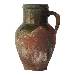 Antique Turkish Olive Jar