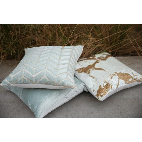 Marble Print Pillow - Image 2 of 2