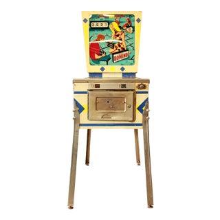 1968 Gottlieb Domino Pinball Machine