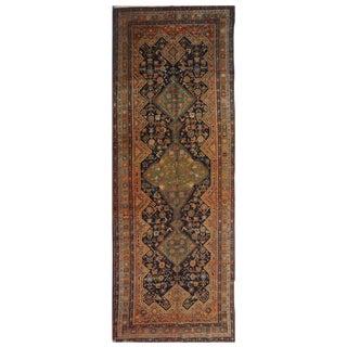Antique Persian Malayer Rug - 5.10 x 16.8