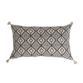 Guatemalan Black Pillow