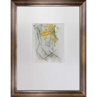 Limited Edition Signed No. 167 Lithograph by Jean Arp
