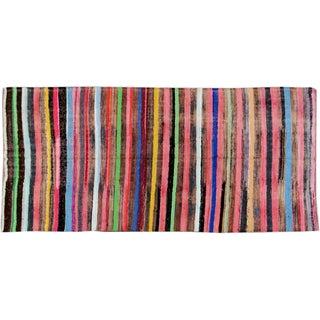 Apadana - Cotton Turkish Kilim Rug - 6' x 13'