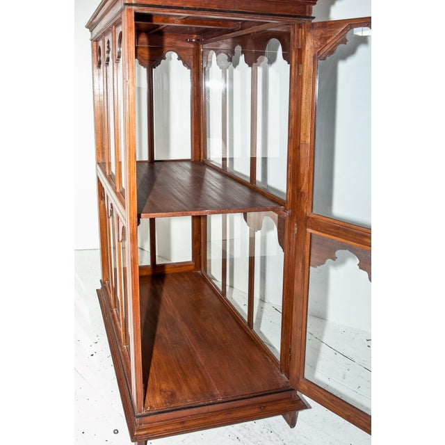 Antique Indian Display Case - Image 4 of 7