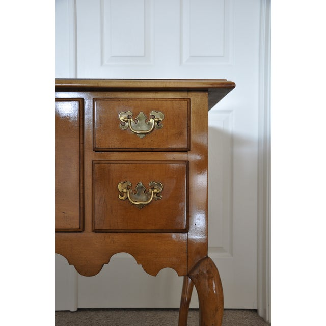 Baker Furniture Lowboy Chest Console - Image 6 of 8