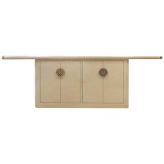 1970s Pierre Cardin Wing Cabinet