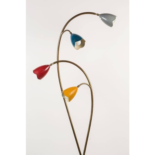 Italian Floor Lamp in the Style of Arredoluce - Image 5 of 10