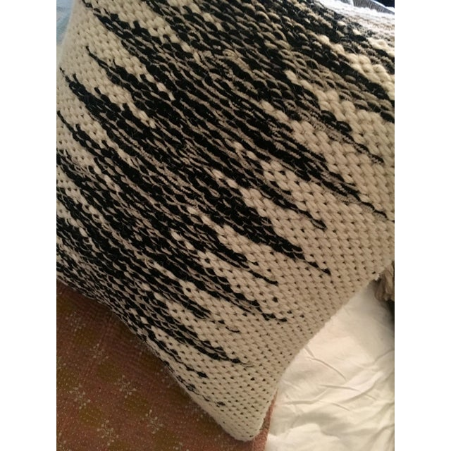 Image of Black & Ivory Loloi Chaney Pillow