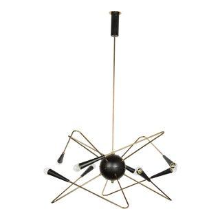 Rewire Custom Orbital Chandelier