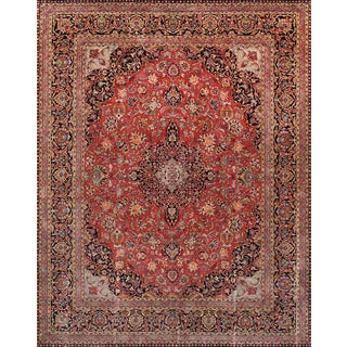 "Pasargad Kashan Collection Rug - 2'6"" X 4'"