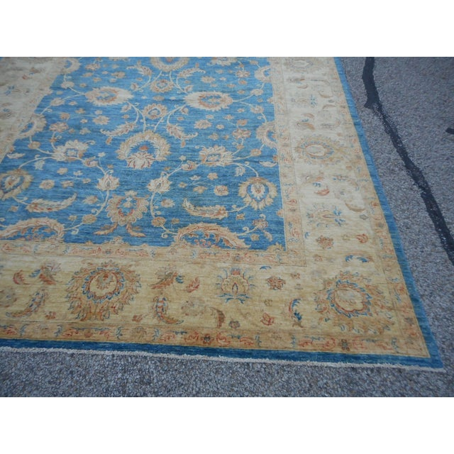 Oushak Design Hand Woven Oriental Rug - 8' X 11' - Image 5 of 11