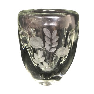 Mid Century Danish Vase