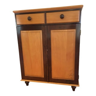 South African Solid Wood Armoire