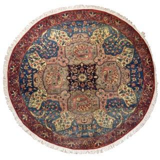 Vintage Persian Kerman Rug