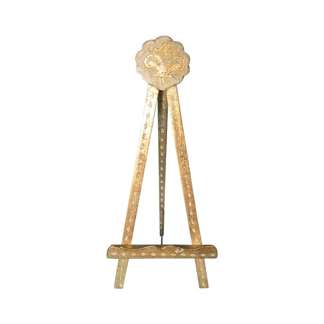 Florentine Table Easel - Image 1 of 5