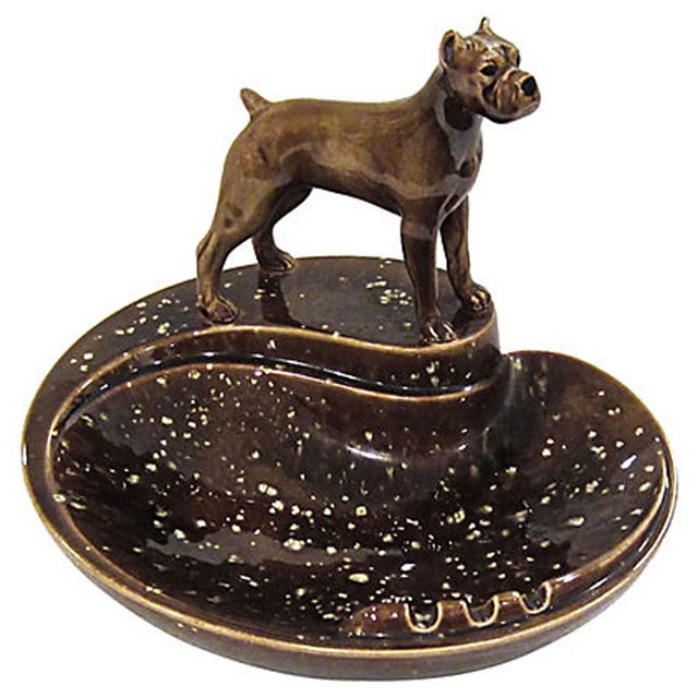 Boxer Dog Catchall - Image 1 of 5