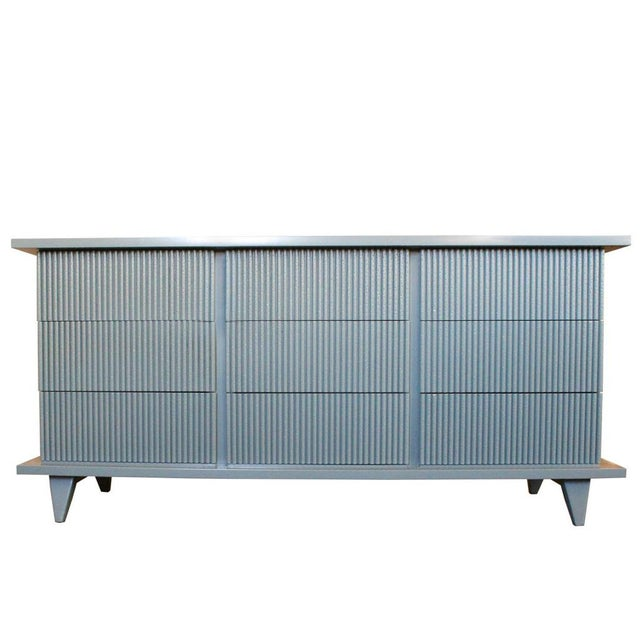 Image of American of Martinsville Newly Lacquered Dresser