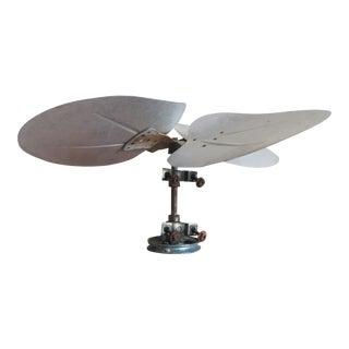 Vintage Industrial Fan Blade