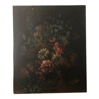 Provencal Floral Painting