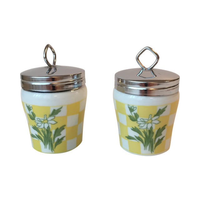 Egg Coddlers - Pair - Image 1 of 11