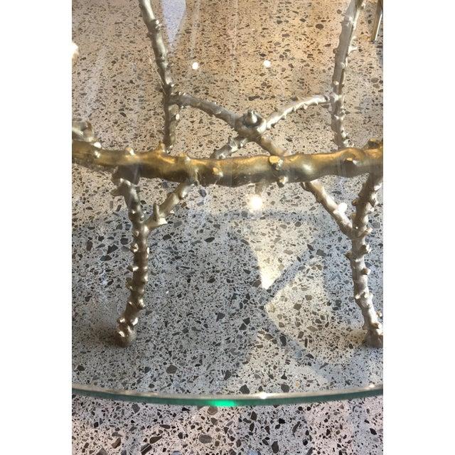 Maison Bagues Bronze Center Table - Image 2 of 4