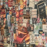 Image of Mid-Century Collage of Spirits