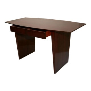 Harvey Probber Boat Form Writing Table Desk