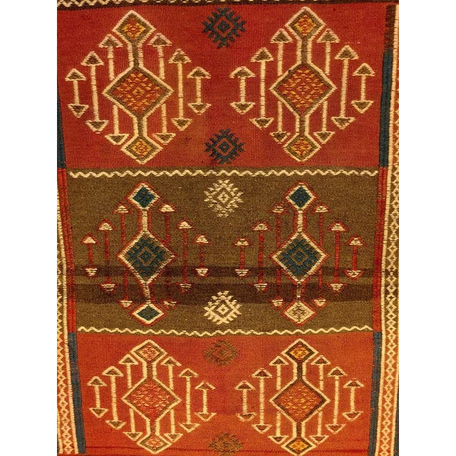 Image of Turkish Antique Kilim Rug - 2′8″ × 4′7″