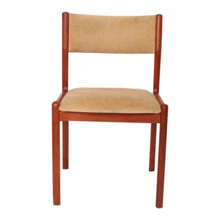 Set of Six J.L. Moller Teak Dining Chairs, 1960s, Denmark