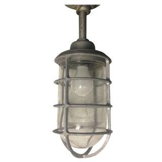 Vintage Storm Proof Light Fixture