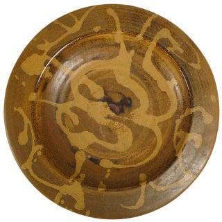 Antonio Prieto Stoneware Charger