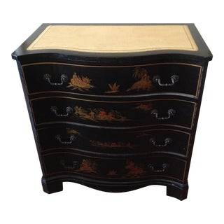 Vintage Asian Chinoiserie Dresser Table