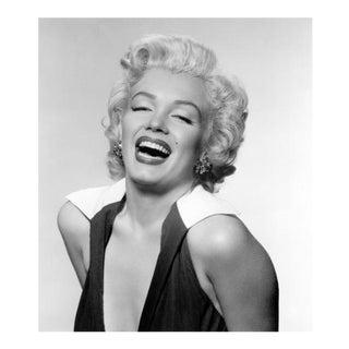 Marilyn Monroe Portrait C.1952 Photo by Frank Powolny
