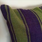 Image of Vintage Kilim Throw Pillows - Pair