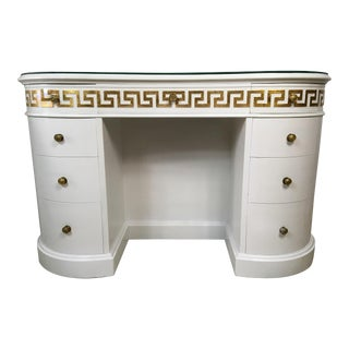 1950s Grosfeld House Style Vanity Desk