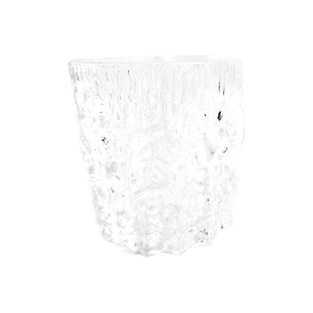 Lucite Icicle Glasses - Set of 8 - Image 4 of 5