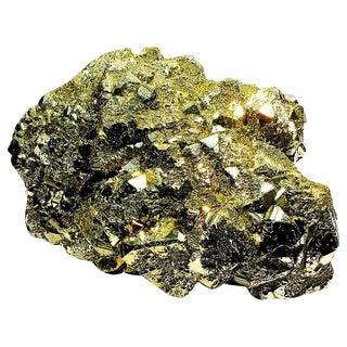 Large Pyrite Mineral Specimen