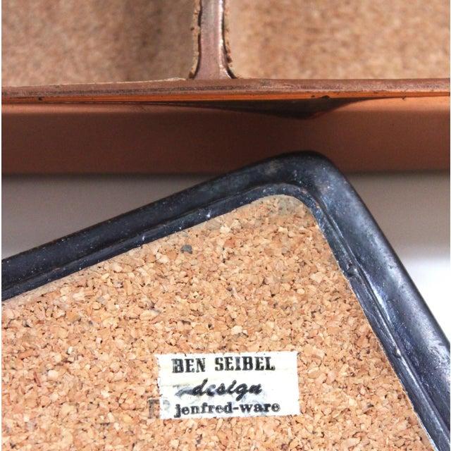 Vintage Ben Seibel for Jenfred-Ware Copper Table Box - Image 6 of 6