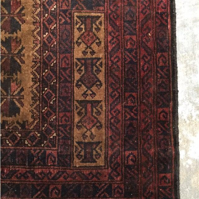 Vintage Persian Rug - 3' x 5' - Image 4 of 8