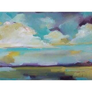 Summer Landscape by Megan Jefferson