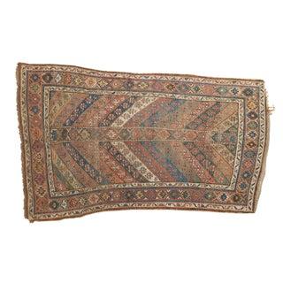 Antique Kurdish Carpet - 5' x 8'