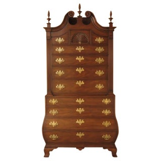 Kittinger CW-190 Kettle Base Mahogany Chest