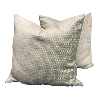 Contemporary Pillows - A Pair
