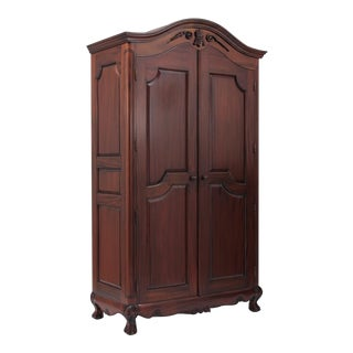 Antique Style Victorian Armoire