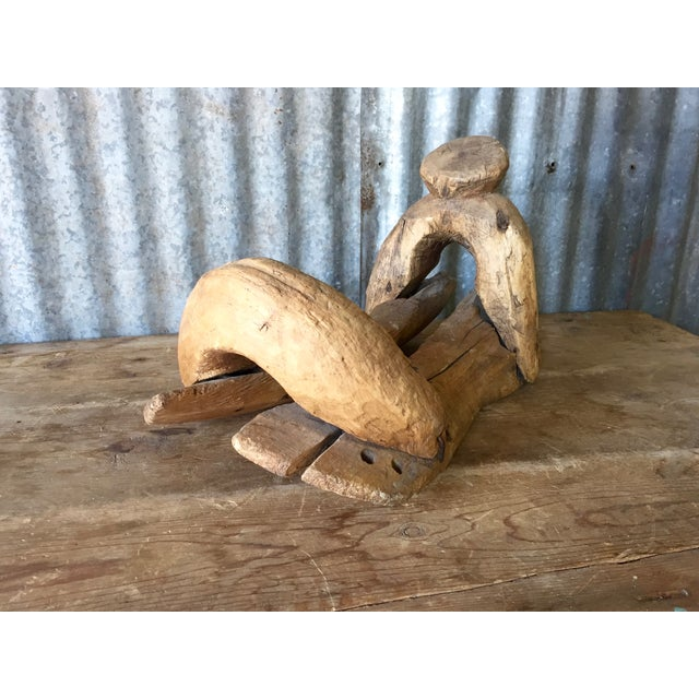 Image of Vintage Saddle Tree
